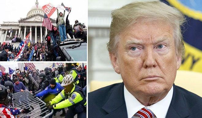 अमेरिका के लोकतंत्र को शर्मसार कर गया कैपिटोल परिसर का हंगामा, ट्रंप की बढ़ेंगी मुश्किलें