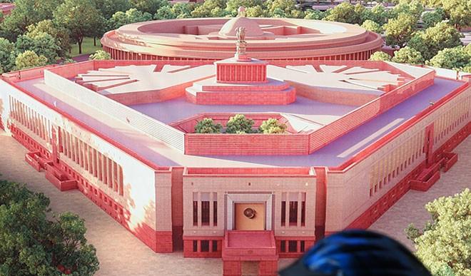 2026 में होने वाले परिसीमन को देखते हुए नये संसद भवन का निर्माण जरूरी हो गया था