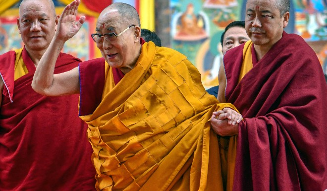अमेरिका के राष्ट्रपति जो बाइडेन को दलाई लामा ने दी बधाई, लिखा पत्र