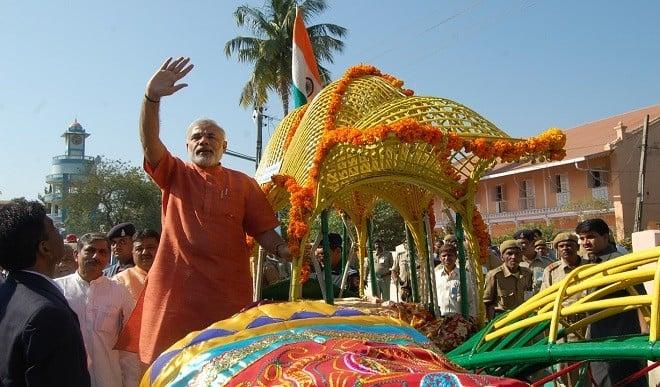 पराक्रम दिवस पर गुजरात के हरिपुरा में आयोजित कार्यक्रम होगा बेहद खास: मोदी