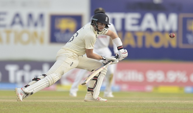 SLvENG: जो रूट ने जड़ा कॅरियर का 19वां टेस्ट शतक, लंच तक इंग्लैंड का स्कोर 181/4