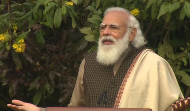 कोविड-19 टीकाकरण पर झूठ और अफवाह को सही सूचना के जरिए शिकस्त देना होगा: PM मोदी