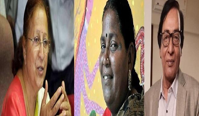 मुख्यमंत्री चौहान ने पद्म सम्मान से सम्मानित सुमित्रा महाजन, डॉ. कपिल तिवारी और भूरी बाई को दी बधाई