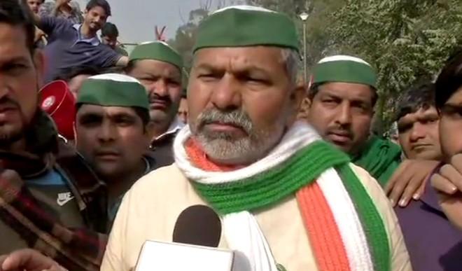 किसान नेता राकेश टिकैत ने कहा- ट्रैक्टर परेड के दौरान हिंसा के पीछे असामाजिक तत्व थे