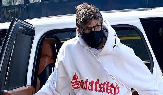 अमिताभ बच्चन ने शुरू की 'मे डे' की शूटिंग, शेयर किया पहले दिन का एक्सपीरियंस
