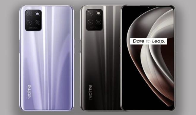 6 जीबी रैम के साथ लॉन्च हुआ रीयलमी वी11एस 5जी स्मार्टफोन, जानें कीमत