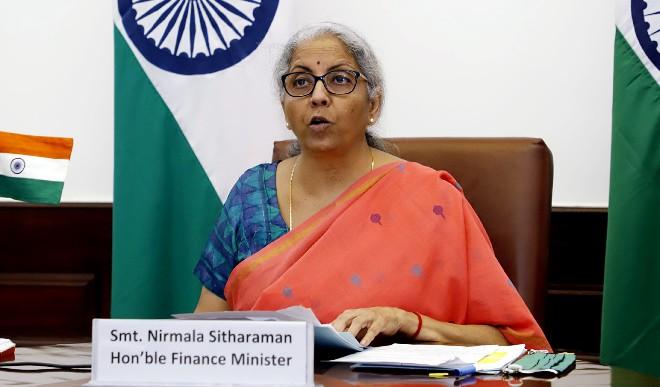 वित्त मंत्री  सीतारमण ने मुख्य कार्यकारी अधिकारियों से कहा, भारत में अवसरों का भंडार