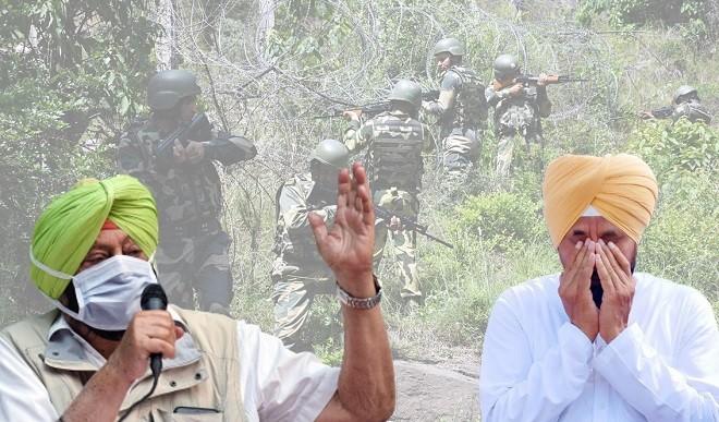 BSF के अधिकार क्षेत्र को लेकर विवाद, कैप्टन ने कहा- फैसले से मजबूत होगा देश, चन्नी ने संघीय ढांचे पर सीधा हमला बताया