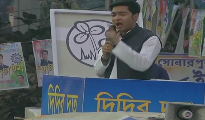 बंगाल विधानसभा चुनाव के बाद बाहरी लोगों को वापस लौटना होगा: अभिषेक बनर्जी