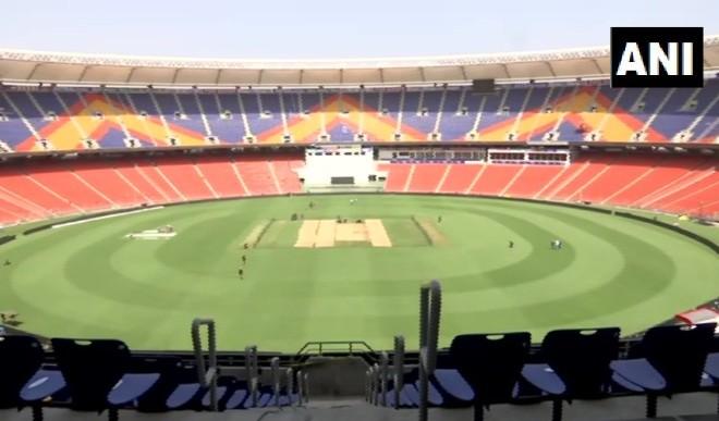 दुनिया का सबसे बड़ा क्रिकेट स्टेडियम जहां खेला जाएगा भारत-इंग्लैंड का मैच