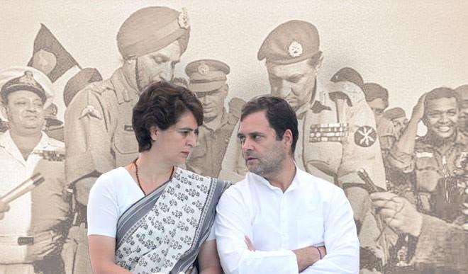 1971 युद्ध के सहारे डूबती नैया पार लगाएगी कांग्रेस