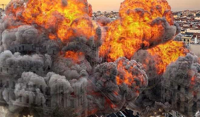 गाड़ी के इंजन में विस्फोट, आग से 10 अफगान नागरिकों की मौत : अधिकारी