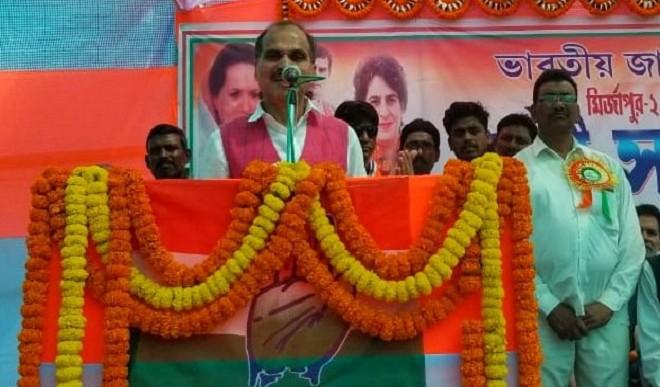 बंगाल में गरजे अधीर रंजन चौधरी, बोले- वाम-कांग्रेस महागठबंधन TMC और BJP को हरायेगा