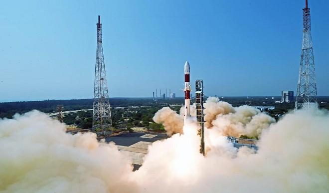 ISRO को मिली एक और कामयाबी, PSLV-C51 ने अमेजोनिया-1 समेत 19 उपग्रहों को लेकर भरी उड़ान