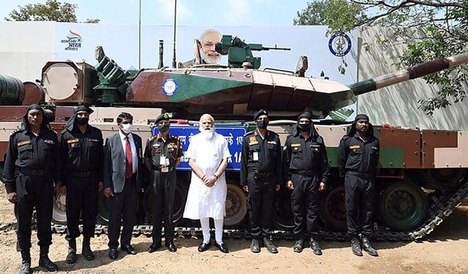 दुश्मन को खोजकर मारेगा 'हंटर किलर', बेहद शक्तिशाली है अर्जुन मार्क-1ए टैंक