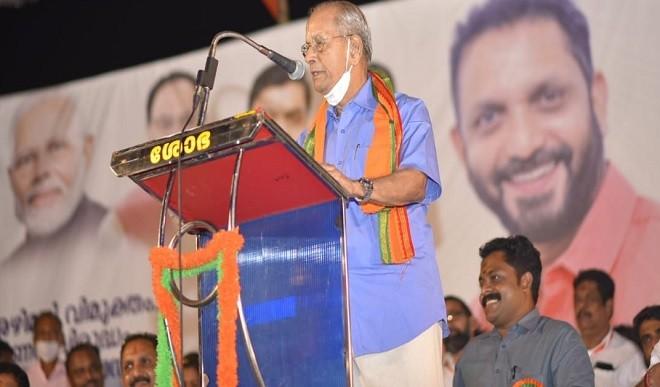 केरल में भाजपा को पार लगाएंगे मेट्रो मैन ई श्रीधरन, पार्टी की तरफ से होंगे मुख्यमंत्री पद के उम्मीदवार
