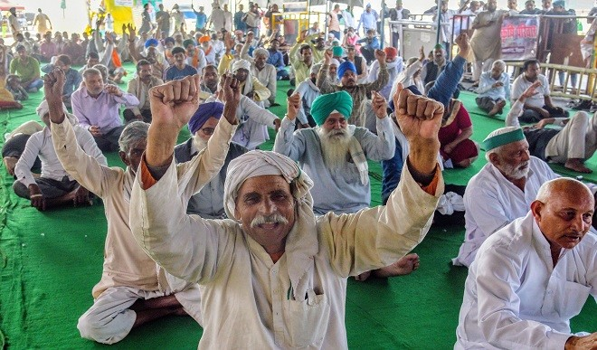 किसानों के प्रदर्शन को 100 दिन हुए पूरे, किसान नेताओं ने कहा- हम हो रहे हैं मजबूत