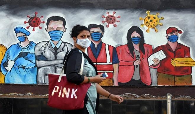 भारत में कोरोना वायरस संक्रमण के 18,711 नए मामले आए सामने