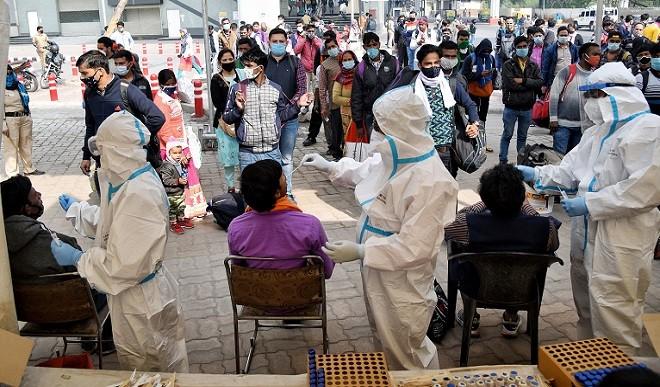 कर्नाटक में कोरोना वायरस संक्रमण के 622 नये मामले, तीन और लोगों की मौत