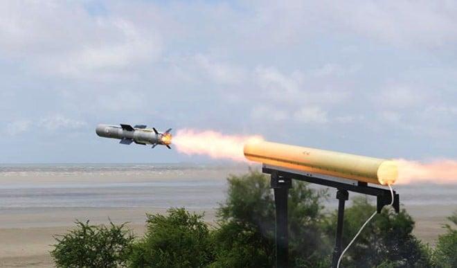 दुनिया के किसी भी टैंक को ध्वस्त कर सकती है 'ध्रुवास्त्र' मिसाइल
