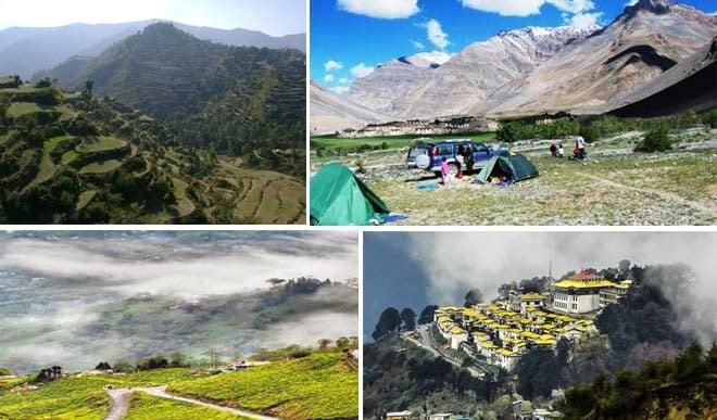 भारत की इन जगहों के प्राकृतिक सौंदर्य को देखकर आप भी रह जाएंगे चकित