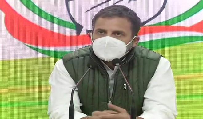 छत्तीसगढ़ में नक्सल विरोधी अभियान की योजना सही ढंग से नहीं बनाई गई: राहुल