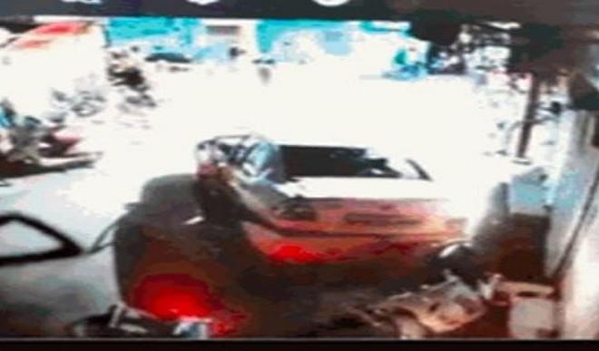 नशे में धुत भाजपा नेत्री के बेटे ने कार से मारी लोगों को टक्कर, इंदौर में मामला दर्ज