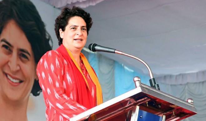 प्रियंका गांधी ने योगी आदित्यनाथ पर कोरोना संकट के समय गैरजिम्मेदार होने का आरोप लगाया