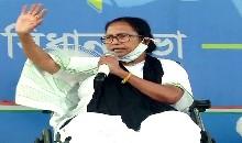 ममता बनर्जी के चुनाव प्रचार पर 24 घंटे के लिए EC ने लगाई रोक