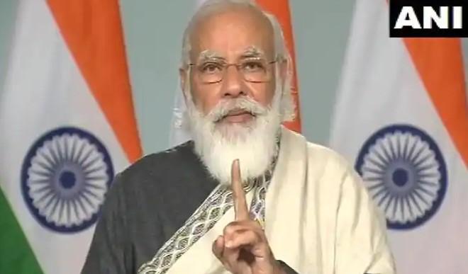 प्रधानमंत्री नरेंद्र मोदी ने देशवासियों को दी नवरात्रि की शुभकामनाएं