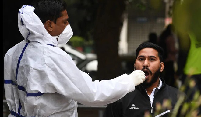 भारत में कोरोना की दहशत, 24 घंटे में सामने आए 1.68 लाख नए मामले