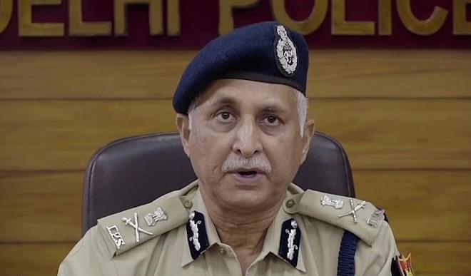 कोविड के मामले बढ़ने के बीच दिल्ली पुलिस प्रमुख ने कर्मियों से एहतियात बरतने को कहा