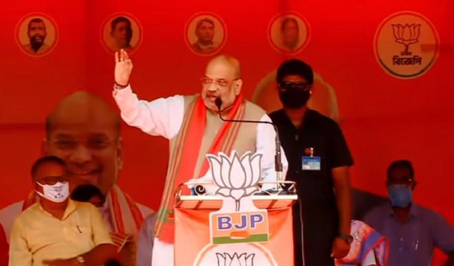 राहुल को शाह का जवाब, Development, Nationalism और AatmaNirbhar Bharat ही भाजपा का DNA है