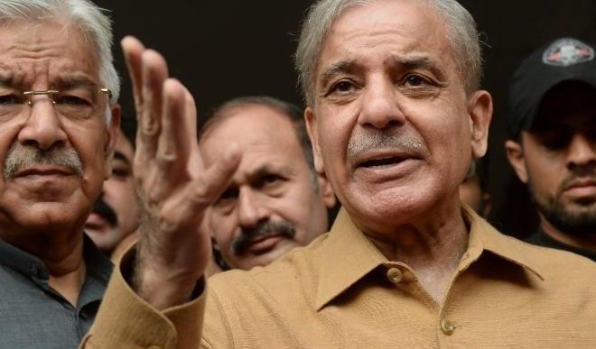 धनशोधन के मामले में पाकिस्तान कोर्ट ने पीएमएल-एन के प्रमुख शहबाज शरीफ को दी जमानत