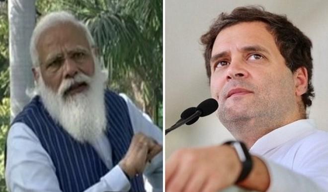 राहुल गांधी ने ऑक्सीजन और ICU बेड की कमी को लेकर मोदी सरकार पर निशाना साधा
