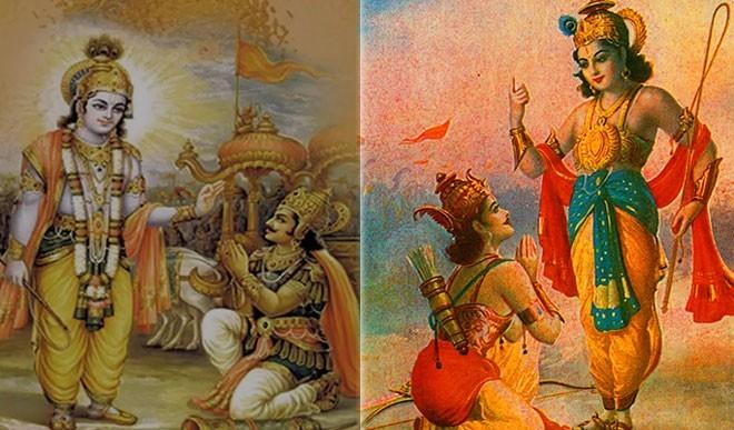 Gyan Ganga: जब अर्जुन ने भगवान से कहा- आप ही अविनाशी सनातन और सदा रहने वाले उत्तम पुरुष हैं