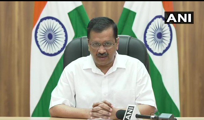 CM Kejriwal requests Chief Ministers of other states to provide oxygen to Delhi, letter written