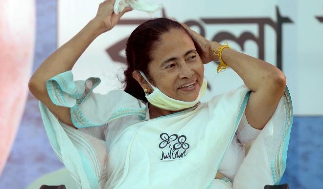पश्चिम बंगाल विजय करने के बाद बोलीं ममता बनर्जी , कहा- ये TMC की नहीं बांग्ला की जीत है