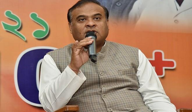 भाजपा के हिमंत बिस्व सरमा ने एक लाख से अधिक मतों के अंतर से विधानसभा चुनाव जीता
