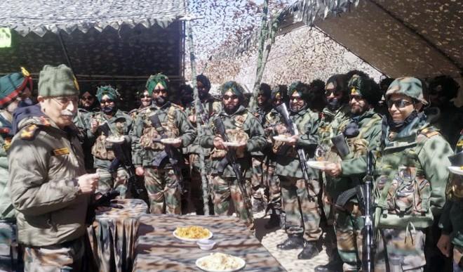सेना की उत्तरी कमान ने जम्मू कश्मीर और लद्दाख के पूर्व सैनिकों की उठायी जिम्मेदारी