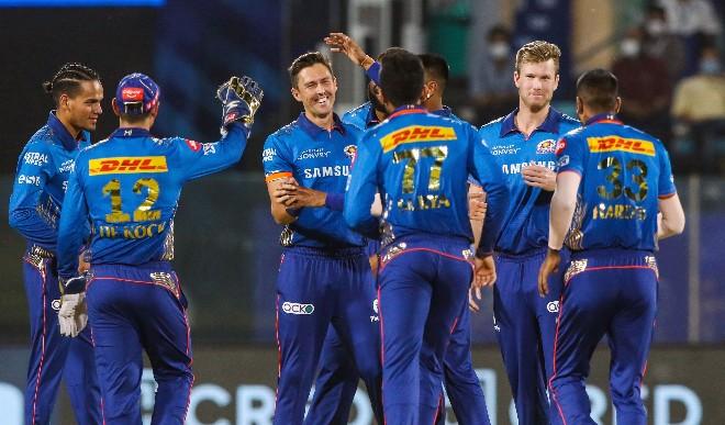 IPL 2021: सनराइजर्स हैदराबाद के खिलाफ मुंबई इंडियंस जीत का प्रबल दावेदार