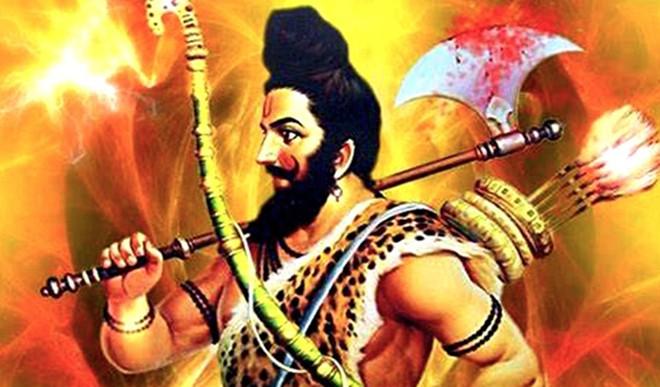 सबके आदर्श हैं भगवान परशुराम