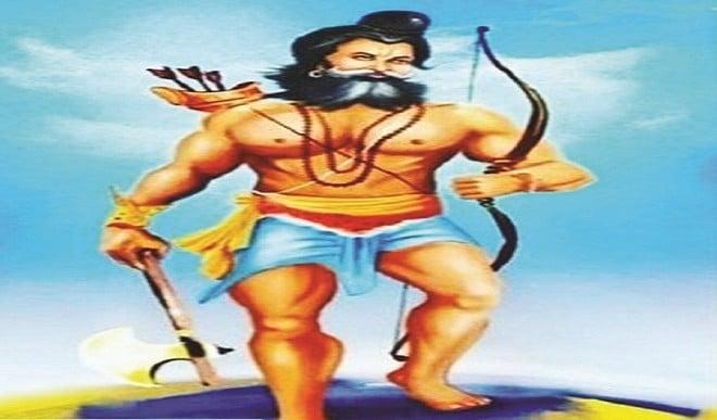 भगवान परशुराम जयंती पर अखिल भारतीय ब्राह्मण समाज ने किया हवन, कोरोना से मुक्ति के लिए की प्रार्थना
