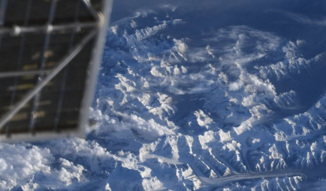 नासा के अंतरिक्ष यात्रियों ने इटली के ट्यूरिन शहर और हिमालय की लुभावनी तस्वीरें साझा की