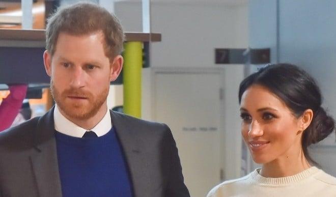 राजकुमार हैरी, मेगन मार्कल की बेटी के जन्म पर महारानी ने दी बधाई