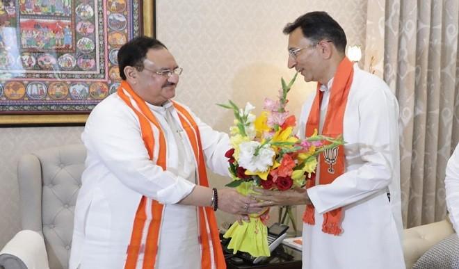 जितिन प्रसाद भाजपा में शामिल, फैसले को राजनीतिक जीवन का नया अध्याय बताया