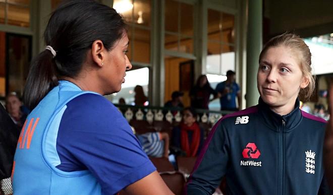 इंग्लैंड की क्रिकेट टीम की कप्तान Heather Knight ने की भारतीय महिला टीम की तारीफ