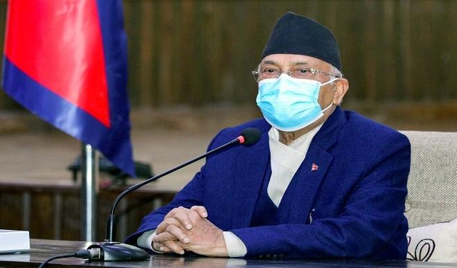 नेपाल में जारी राजनीतिक संकट के बीच ओली ने फिर किया मंत्रिमंडल विस्तार