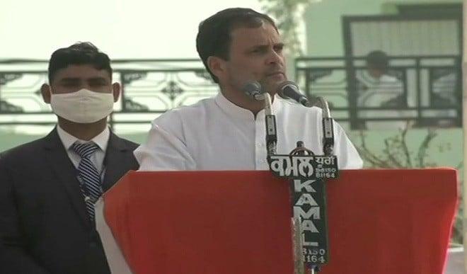 राहुल का PM मोदी पर तंज, कहा- सच से, सवालों से, कार्टून से, वह सब से डरता है