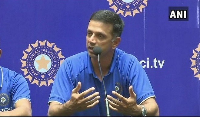 राहुल द्रविड़ बोले- इंडिया-ए टीम के कोच के रूप में सुनिश्चित किया कि हर खिलाड़ी मैच खेले